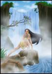 Pocahontas: Colouring Book Challenge