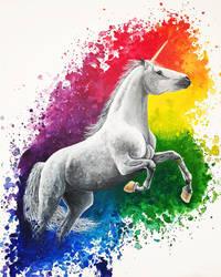 Rainbow Uniciorn