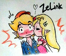 Toon ZeLink by Derochi