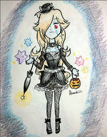Goth loli Rosalina by Derochi