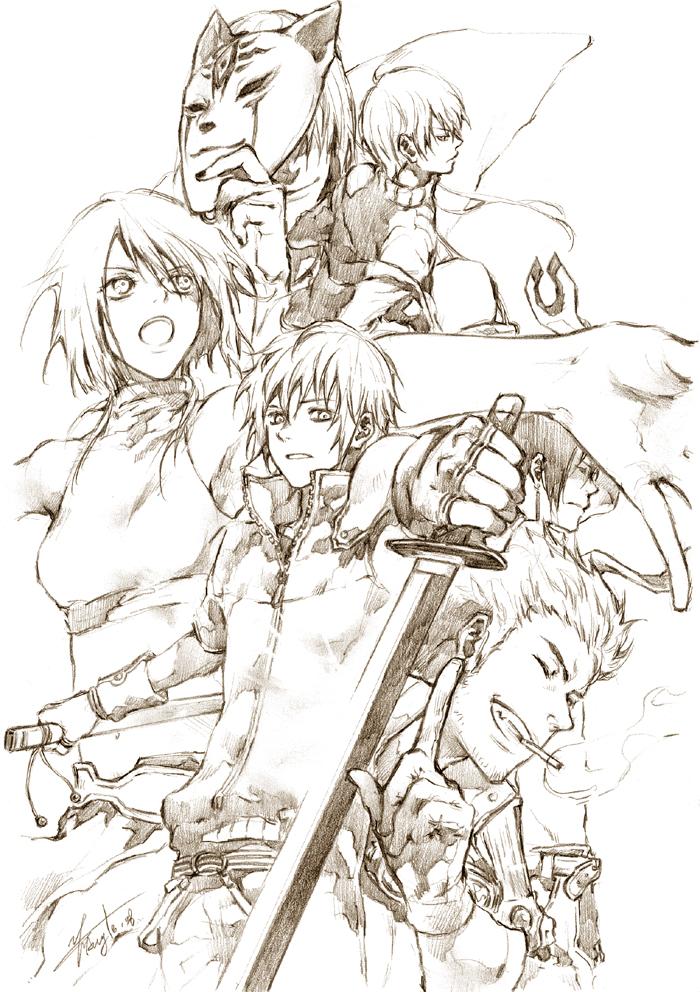 Charity Sketch 01 by yooani