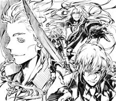 Knights by yooani