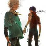 Raphael and Ryohei