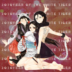 Year of the Tiger by yooani