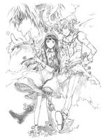 Dandelion by yooani