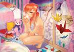 Tea Time-Kiseki-Winter by yooani