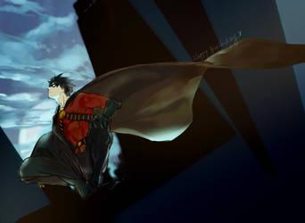 It is not always dark. by yooani