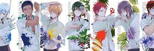 KUROBASU 02: Birth Flower