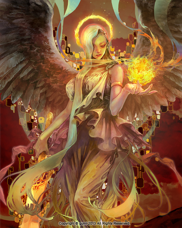 Uriel another by yooani