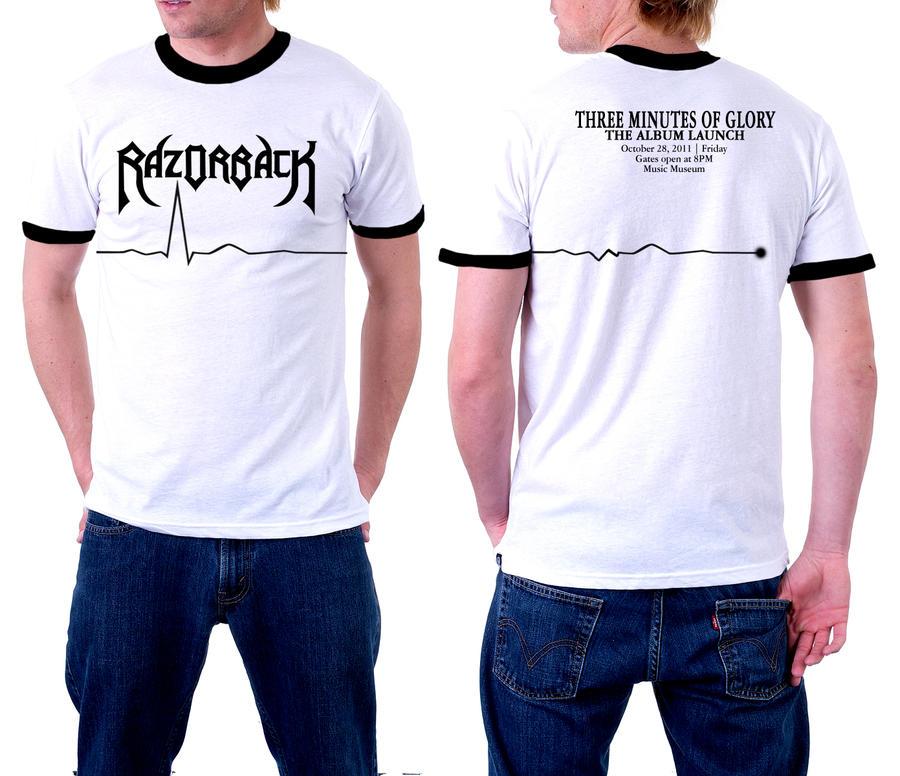 Razorback T Shirt Designs