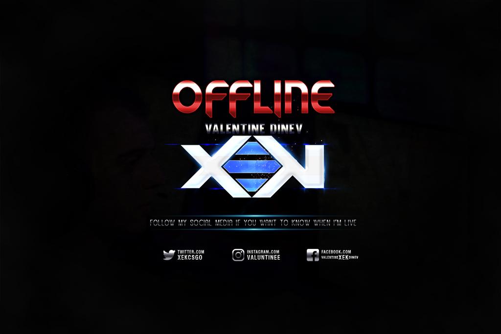 xek offline by r0xidesign