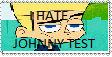 I hate Johnny Test