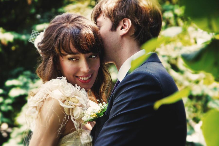 wedding by risha25