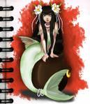 Teach me how to hear the Mermaids singing.