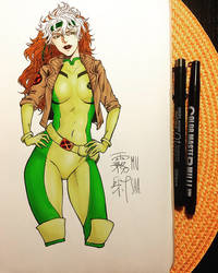 90's Rogue by the-musha