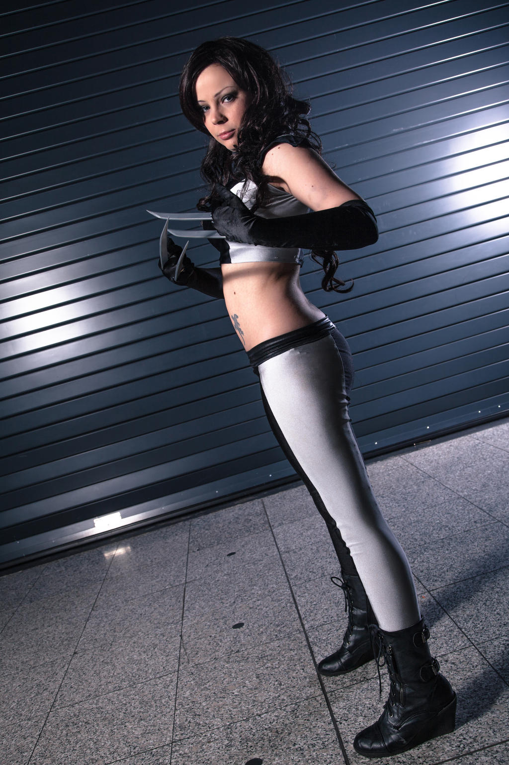 X-23 - X-Force variant by Drunkleycp on DeviantArt X 23 Costume