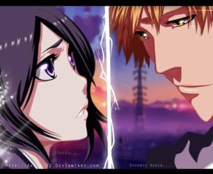 Bleach | Goodbye Rukia.... by Akira-12