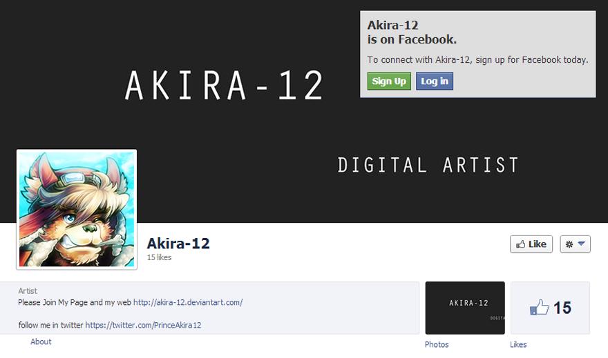 Like me on Facebook.