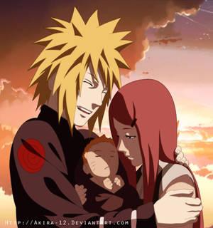 Naruto cover 53   The birth of Naruto