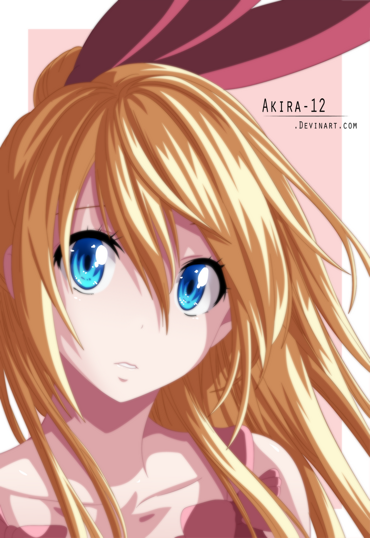 Nisekoi | Internal eye by Akira-12