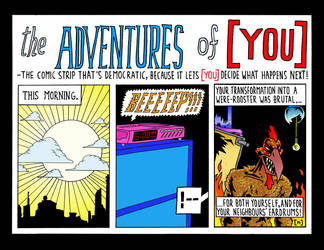 THE ELECTED ADVENTURES OF [YOU]