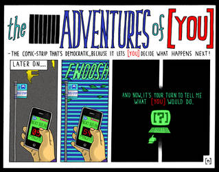 The ADVENTURES of [ YOU ] 2.0