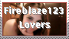 Fireblaze123Lovers - Text effect by dsonck92