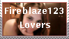 Fireblaze123Lovers - text by dsonck92