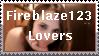 Fireblaze123Lovers - text by dsonck92