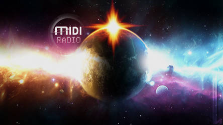 Midi Radio Planet Wallpaper! by MrNikosN