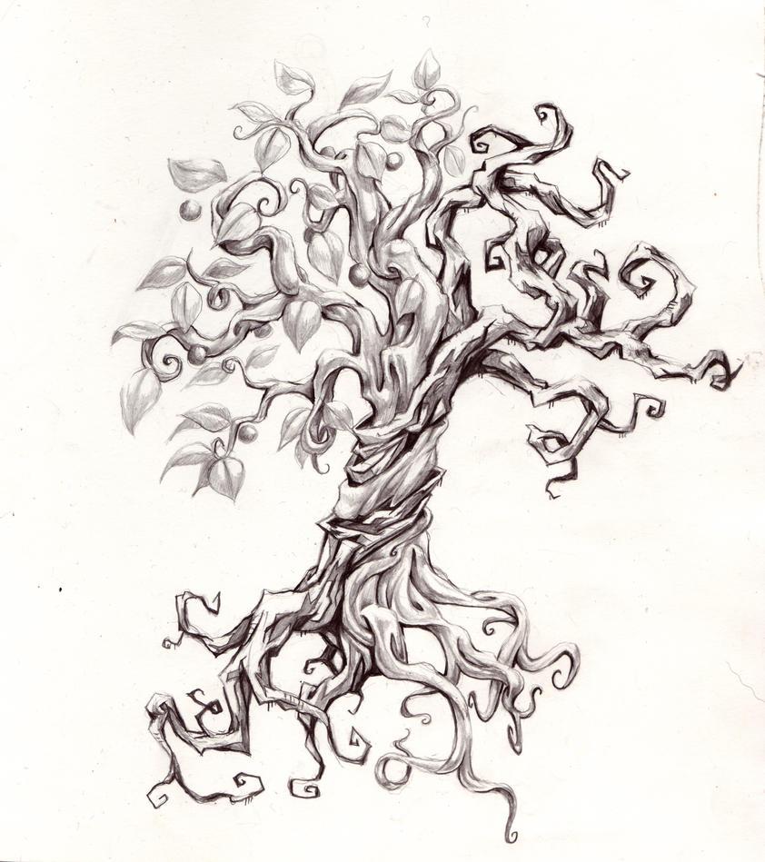 Joshua Tree Tattoo Designs