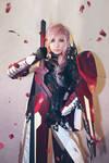 Final Fantasy XIII Lightning Returns Cosplay