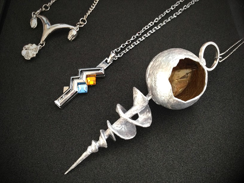 Final fantasy pendants by fantalusy on deviantart final fantasy pendants by fantalusy aloadofball Image collections