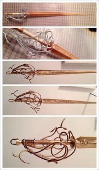 Final Fantasy XV Stella Nox Fleuret's Sword