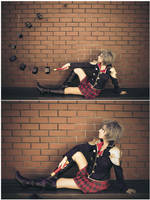 Final Fantasy Type-0 Seven Cosplay by Fantalusy