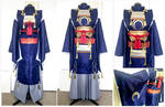Touken Ranbu Mikazuki Munechika Costume