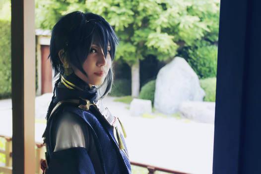 Touken Ranbu Mikazuki Munechika Cosplay