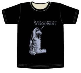 le tee-shirt lapin