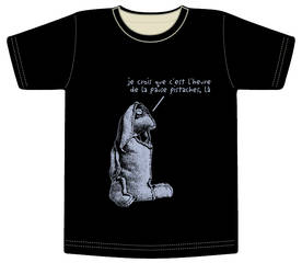 le tee-shirt lapin by Phiip