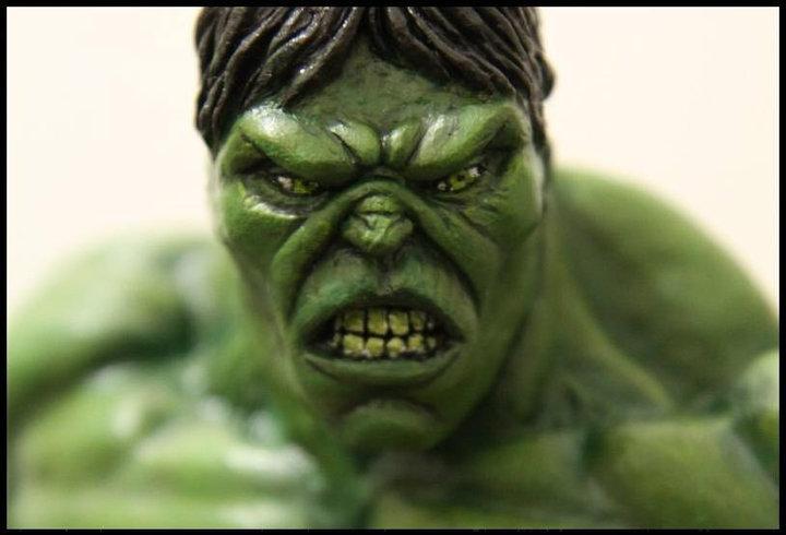 Hulk Face Line Drawing : Hulk face details by matasak on deviantart