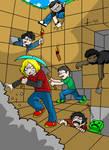 MINECRAFT: fun with friends