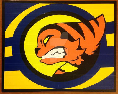 Ratchet And Clank Ship Logo By Ducttapedesigns On Deviantart