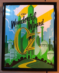 Wizard of Oz Duct Tape Art
