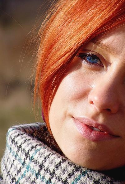 Wistful Smile by erlebnis on deviantART
