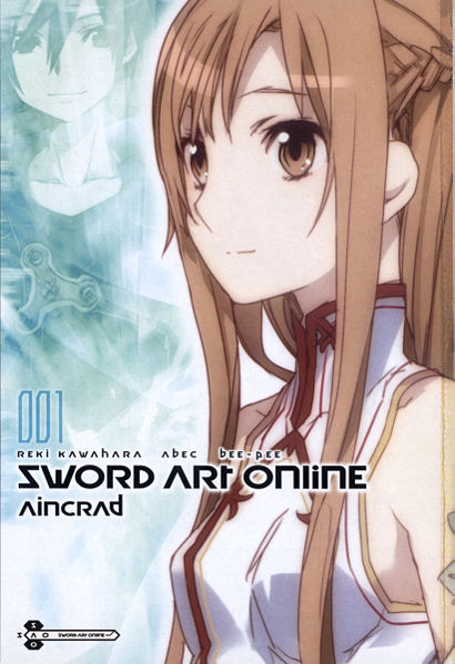 SAO Vol 1 - Asuna by Phenoca