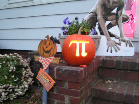 pi pumpkin by crazedhobbit