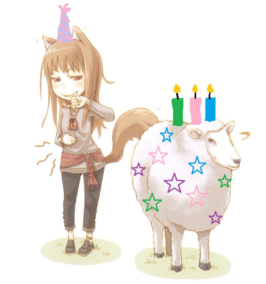 spice_and_wolf_birthday_by_crazedhobbit-