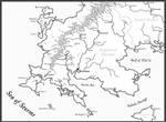 Map: The Kingdom of Myathar