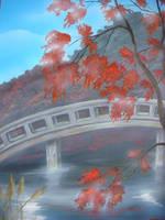 Japanese Autumn by martoo1973