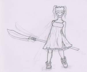 Susie by ChucklingDevil